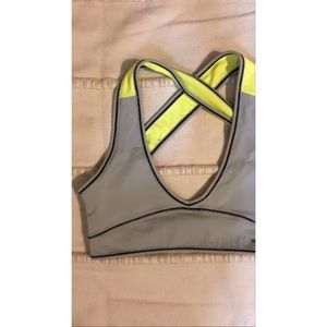 NEW with no tags - House of CB Work Out Crop Top